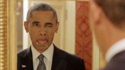 ¿Qué hace Obama cuando no le ves?