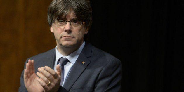 Puigdemont descarta declarar la independencia y relaja el plazo de 18