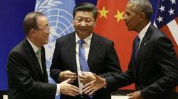 Obama y Xi ratifican juntos el pacto de París contra el cambio