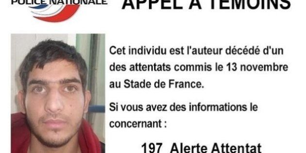 La policía francesa difunde la foto de otro kamikaze de los atentados para obtener