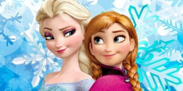 Cuando AnnaEl Qué Arrasa Tanto De Heroína Es Elsa Por La 'frozen' lJuK3TF1c