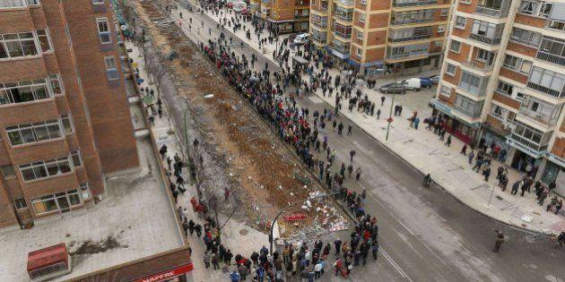 El alcalde de Burgos anuncia la paralización temporal de las obras del barrio de