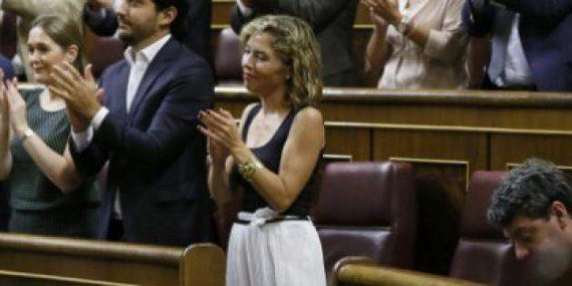 Marta Martín, diputada de C'S: