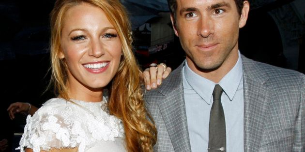 ¿Boda de Blake Lively y Ryan Reynolds?