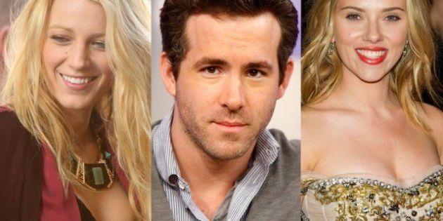 Ryan Reynolds: ¿El hombre más afortunado del mundo tras sus bodas con Blake Lively y Scarlett Johansson?