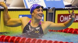 Mireia Belmonte bate el récord mundial de 800 libres en piscina