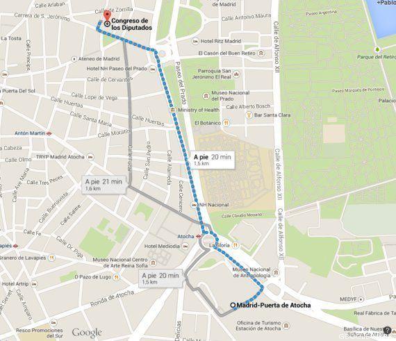 El 'Tren de la Libertad' contra la Ley del Aborto de Gallardón viajará a Madrid el 1 de