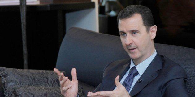 Al Assad se compromete a destruir el arsenal químico, pero le llevará un