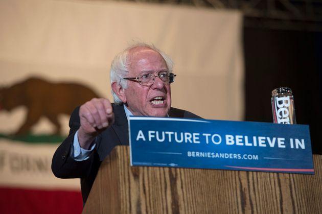 Un tercio de los votantes de Sanders lo serán de
