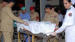 Malala Yusufzai, la niña paquistaní tiroteada por los talibanes, trasladada a un hospital en Reino