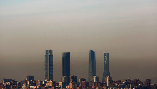 ¿Qué tal se respira donde vives? Los mapas de la calidad del aire en