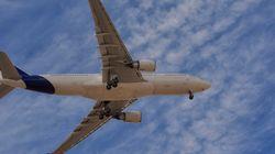 Busca un vuelo por Internet y le sugieren una escala de 47