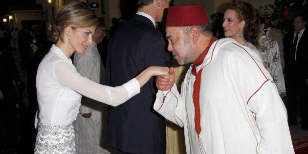 Mohamed VI se salta el protocolo del Ramadán para recibir con una gran cena a Felipe VI y