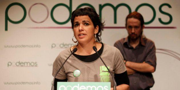 Teresa Rodríguez (Podemos) quiere construir una candidatura para gobernar