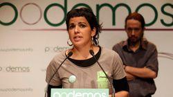 Teresa Rodríguez (Podemos) quiere ser presidenta de