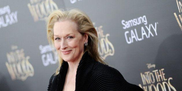 La noche que Meryl Streep se convirtió en Donald