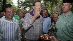 ... Y mientras tanto Rajoy inicia sus vacaciones en