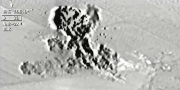 Turquía confirma el segundo bombardeo de posiciones del EI en