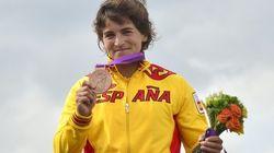 Maialen Chourraut, medalla de bronce en K-1