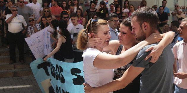 El condenado por pagar 79,20 euros con tarjeta falsa, resignado a entrar en