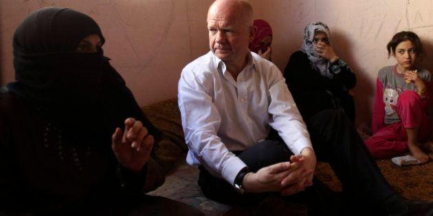 William Hague, ministro de Exteriores e imprescindible en la política británica,