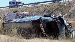 Muere una española en accidente de autocar en Francia con más de 30