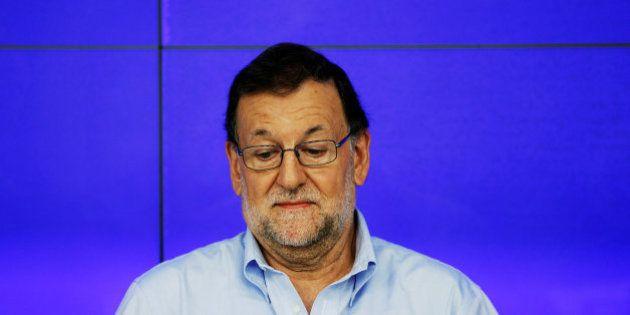 Mariano Rajoy sobre el exministro Soria: