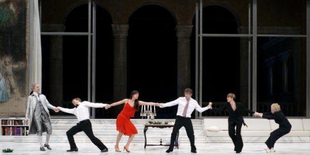 Nueva temporada en el Teatro Real: Woody Allen, Carmen Maura y la vuelta a la