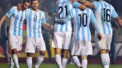 Argentina se desata ante Paraguay y jugará la final contra