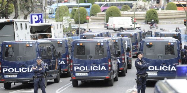 Interior blindará Madrid con 4.300 policías y 2.672 guardias civiles para la coronación de Felipe