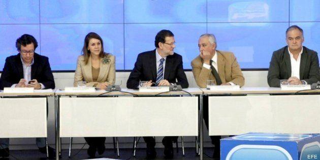 El PP guarda silencio tras las declaraciones de Bárcenas mientras la oposición pide