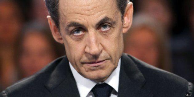 La vuelta de Sarkozy: El expresidente de Francia reaparece con un discurso un año