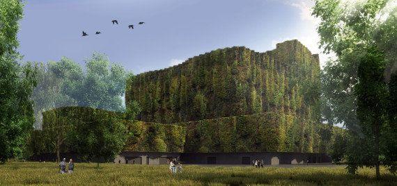 La arquitectura del futuro es mucho más espectacular de lo que