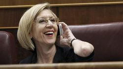 Rosa Díez anima a Rajoy a dimitir por