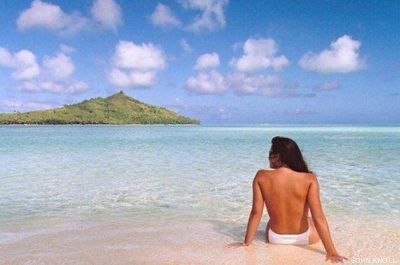 'Jennifer in paradise': la historia de la primera foto del