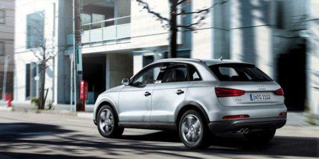 AENA anula la licitación de un Audi Q3 tapizado en cuero y techo de seda para una