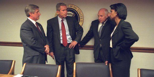 La Casa Blanca desvela fotografías inéditas sobre cómo vivió el 11S el gabinete de