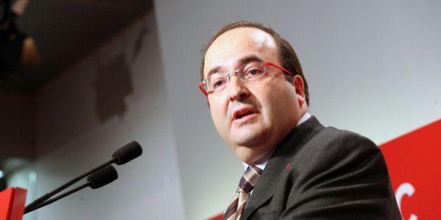Miquel Iceta se presenta para liderar el PSC tras la marcha de