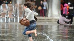 ¡Inundada!