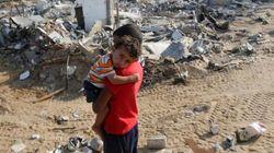 La triple tragedia de los niños heridos en