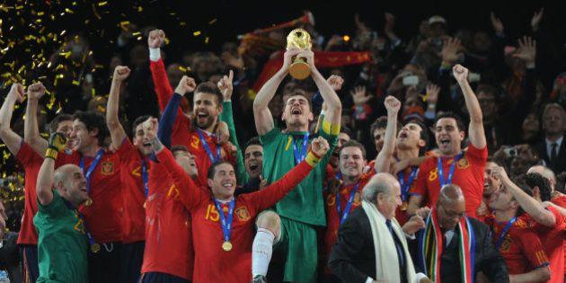 España, ante Italia, Albania, Israel, Macedonia y Liechtenstein en la clasificación de Rusia