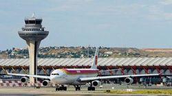 5.300 vuelos en el aire por la huelga de controladores desde