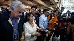 González ya está en Venezuela: quiere defender a opositores