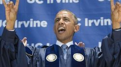 Obama le dice 'thank you' y 'good bye' a Juan