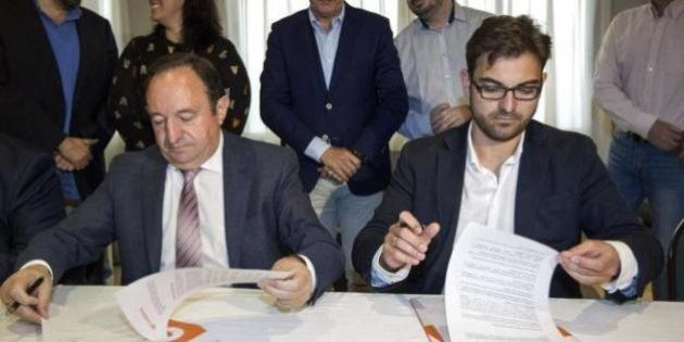 El líder de Ciudadanos Rioja pide disculpas por unos tuis de