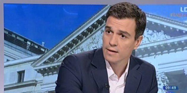Acabar con el aforamiento de diputados y otras 4 propuestas de Pedro Sánchez sobre los