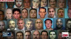 35 empleados de Disney World, detenidos por pedófilos desde