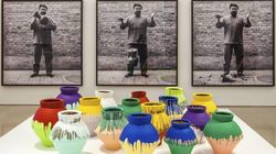 Un artista destroza un jarrón de Ai Weiwei de 1 millón de dólares como