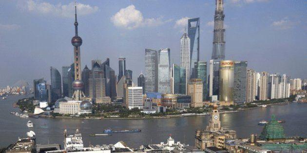 Shangai: 26 años de evolución urbanística en un