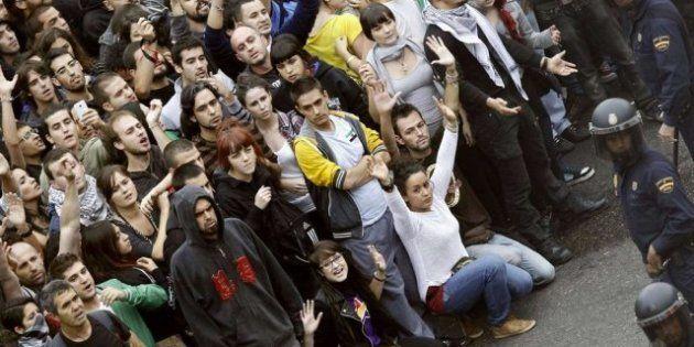 El 23-O, nueva manifestación 'Rodea el Congreso' en Madrid, ahora contra los